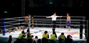 LC Davis vs Michihiro Omigawa
