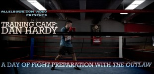 Training Camp: Dan Hardy