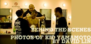 Photos of Kid Yamamoto by David Lin