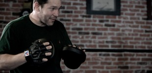 Justin Fortune, boxing coach