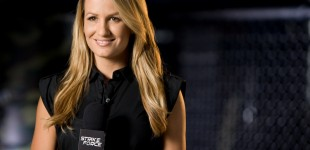 Reporter Jenn Brown