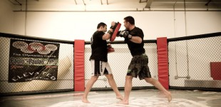 Photos: Jake Shields Workout