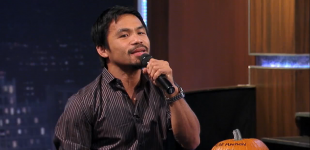 Manny Pacquiao is Awesome.