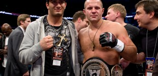 Mousasi and Fedor