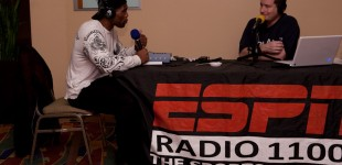 Herschel Walker interviewed by Steve Cofield