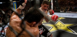Scott Smith vs Nick Diaz