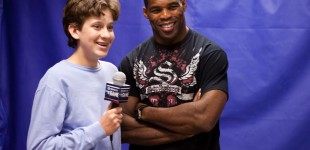 Herschel Walker interviewed by Joey Brander