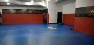 jiu jitsu room