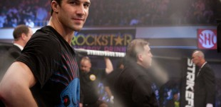 Rockhold satisfied with win