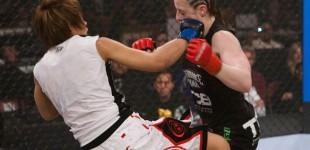 Sarah Kaufman vs Takayo Hashi