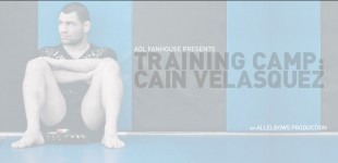 Training Camp: Cain Velasquez