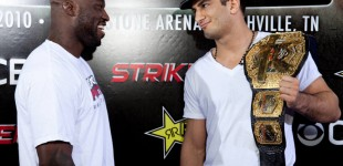 King Mo and Gegard Mousasi