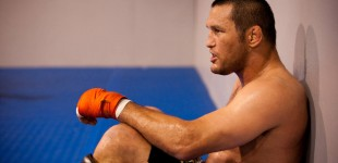 Dan Henderson at Team Quest