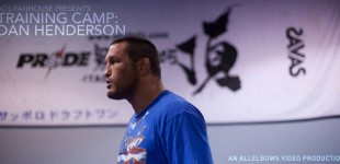 Training Camp: Dan Henderson