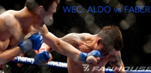 Fanhouse: Aldo vs Faber Fight Night