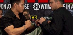 Cung Le and Scott Smith