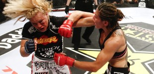 Cris Cyborg vs Jan Finney