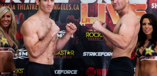 Tim Kennedy and Trevor Prangley