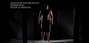Strikeforce Feature Shoot: Fedor vs Werdum