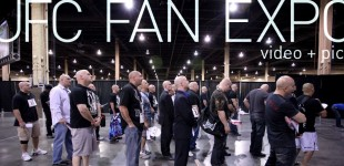 UFC Fan Expo Sights and Sounds