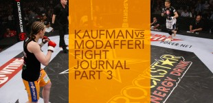 Kaufman vs Modafferi Part 3: Fight Night