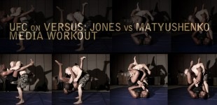 Jones vs Matyushenko Workout