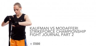 Kaufman vs Modafferi Fight Journal Part 2