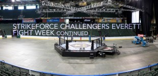 More Strikeforce Everett Fight Week