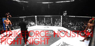 Strikeforce Houston Fight Night