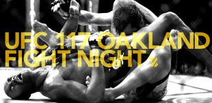 UFC 117 Fight Night