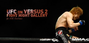 UFC on VERSUS 2 Gallery
