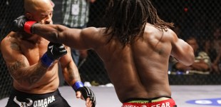 Houston Alexander vs Rameau Sokoudjou
