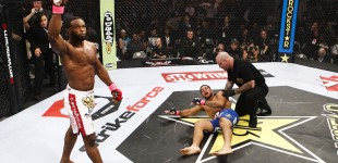 Tyron Woodley vs Andre Galvao