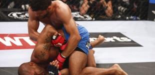 Josh Thomson vs Gesias Cavalcante