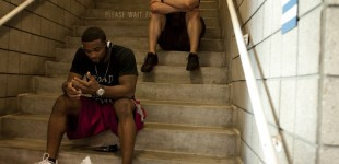 Tyron Woodley waiting for weigh-ins