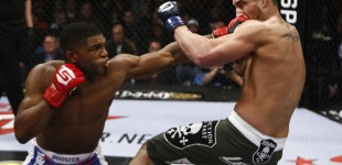 Paul Daley vs Scott Smith