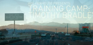 Training Camp: Timothy Bradley
