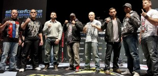 Heavyweight Tournament Fighters