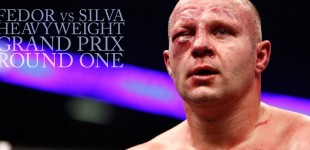 Fedor vs Silva Fight Night