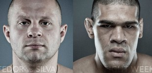 Fedor vs Silva Fight Week!