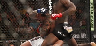 Ovince St Preux vs Joe Cason