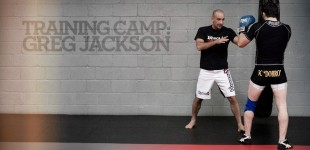 Training Camp: Greg Jackson