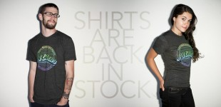 Shirts Are Back In Stock