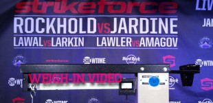 Strikeforce Weigh-in Video