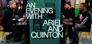 An Evening with Ariel and Quinton