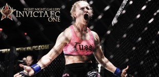 InvictaFC 1 Fight Night Gallery