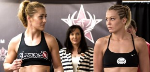 Invicta Weigh-Ins