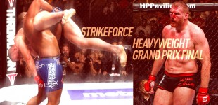 Strikeforce: Barnett vs Cormier Fight Night