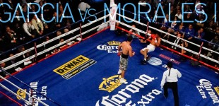 Boxing: Garcia vs Morales II Gallery