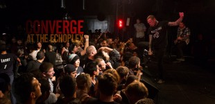 Converge at the Echoplex